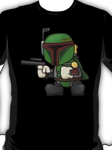 Fett now, questions later T-Shirt