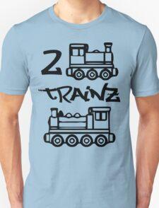 2 Trainz v2 T-Shirt