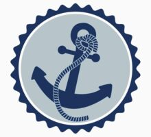 Anchor Logo Design by Style-O-Mat