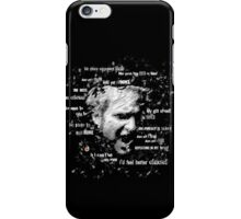Alice in Chains: Nutshell iPhone Case/Skin