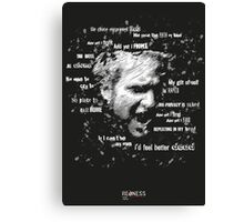 Alice in Chains: Nutshell Canvas Print