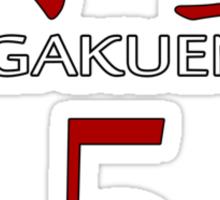 Touhou Gakuen Sticker