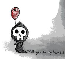Will you be my friend? by Beau Preston