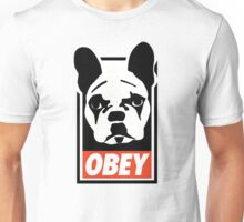 Obey The French Unisex T-Shirt