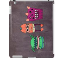 Dorky Monsters iPad Case/Skin