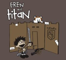 Attack on Calvin by Crocktees