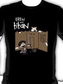 Attack on Calvin T-Shirt