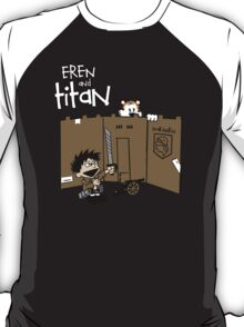 Attack on Calvin T-Shirt
