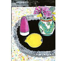 cornish vase 2 Photographic Print