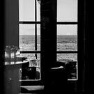 Through the Window by Apostolos Mantzouranis