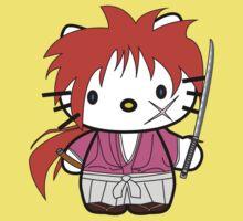 Hello Kenshin! by digz
