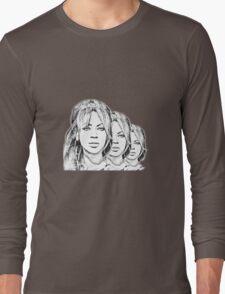 Beyonce Reflection Long Sleeve T-Shirt