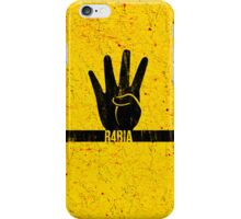 R4BIA popular T Shirts and stickers iPhone Case/Skin