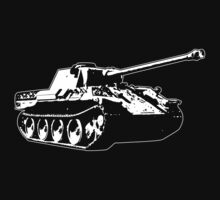 Panther tank One Piece - Long Sleeve