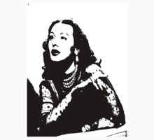 Hedy Lamarr by Museenglish