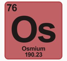 Element Os Osmium by SignShop