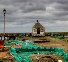 Fishing Nets by Jamie  Green