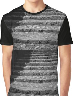 Stone Steps of the Postern Gate Graphic T-Shirt