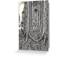 Drifter Doodle Greeting Card