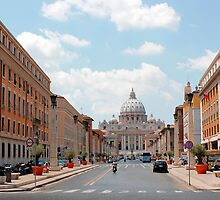 Vatican City by jwwallace