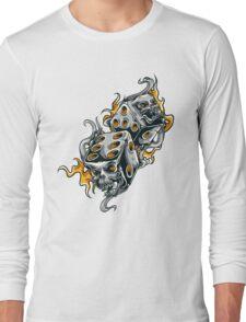Death Dices Long Sleeve T-Shirt