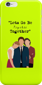The Perks Of Being  A Wallflower  iPhone 4 case  by OliviaB