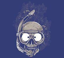 Scuba Ghoul Unisex T-Shirt