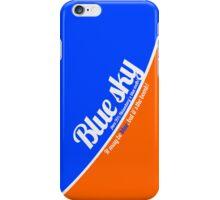 BreakingBad-BlueSky iPhone Case/Skin
