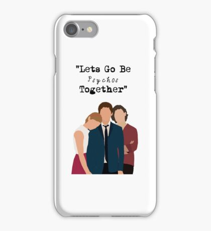 The Perks Of Being  A Wallflower  iPhone 4 case white iPhone Case/Skin