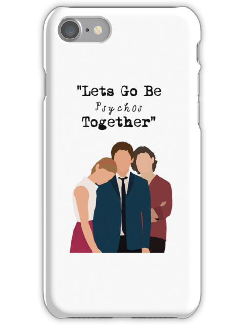 The Perks Of Being  A Wallflower  iPhone 4 case white by OliviaB