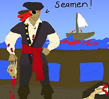 Cannibal Pirates - We Eat Seamen! by LusciousSeaL