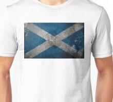 Scotland Grunge Unisex T-Shirt