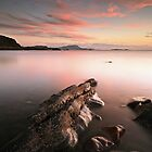 Seil Island Sunset by Photo Scotland