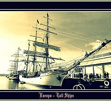 *TALL SHIPS / HOBART 2013* by Ritchard Mifsud