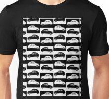 Citroen 2CV Pattern Unisex T-Shirt