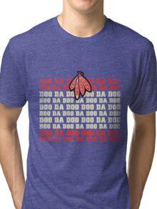 It's a Hawkey Town Tri-blend T-Shirt