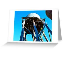 The Water Tank Greeting Card