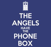 The Angels Have The Phone Box by Phaedrart