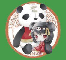 Annie (panda) Baby Tee