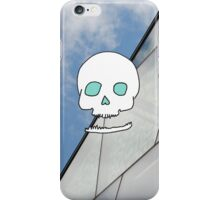 Blue Eyes, Blue Skies iPhone Case/Skin