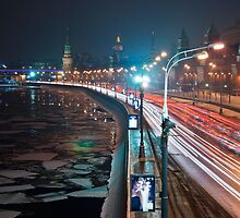 Moscow by Fabio Bandera