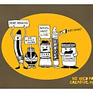 We need more creative minds! by eleni dreamel