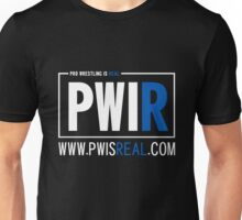 Pro Wrestling Is Real Blocked Alt Unisex T-Shirt