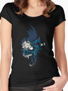 Banshee Rage Women's Fitted Scoop T-Shirt