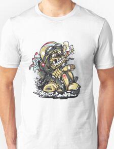Vespa Blunt Unisex T-Shirt
