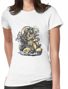 Vespa Blunt Womens Fitted T-Shirt