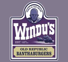 Windu's Old Republic Banthaburgers by nikoby
