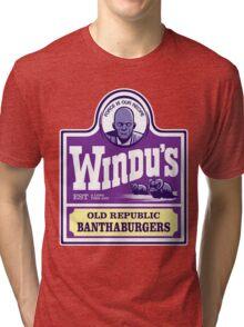 Windu's Old Republic Banthaburgers Tri-blend T-Shirt