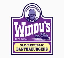 Windu's Old Republic Banthaburgers Unisex T-Shirt