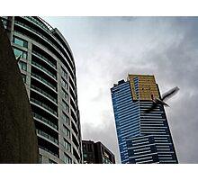 Quay West, IBM & Eureka Skydeck Buildings Photographic Print